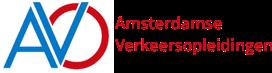 Rijschool Amsterdam – Amsterdamse Verkeersopleidingen Logo